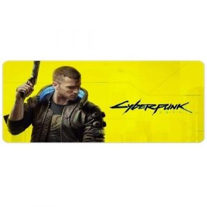 Cyberpunk RGB  Extended Mouse pad