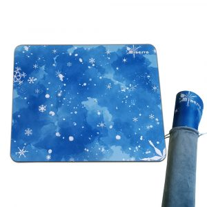 Minerva Blue Gaming Mouse Pads Limited Edition