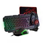 FANTECH P51 FIVE IN ONE GAMING SET COMBO